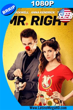 MR. Right (2015) Subtitulado HD 1080P ()