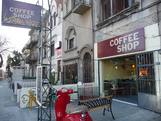 Coffee Shop Montevideo