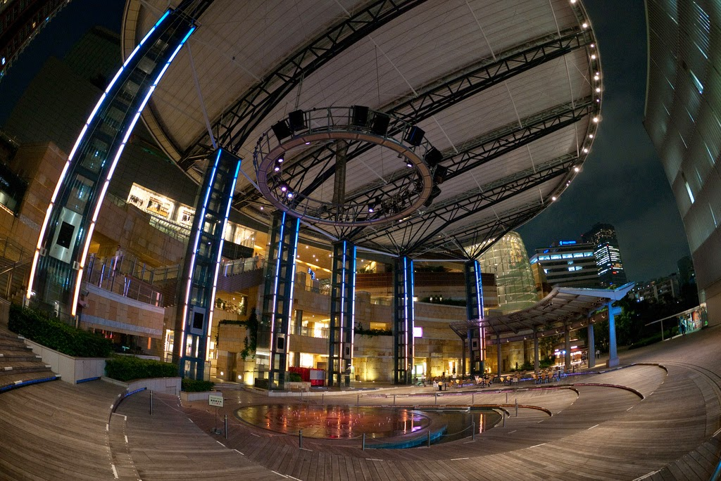 Centro comercial roppongi Hills