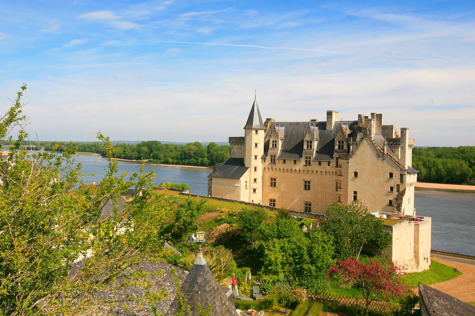 Saumur and area