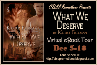 GUEST POST + GIVEAWAY WITH KERRY FREEMAN