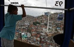 Primeiro teleférico para transporte público do Brasil
