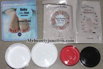 Beauty products used up in November 2013