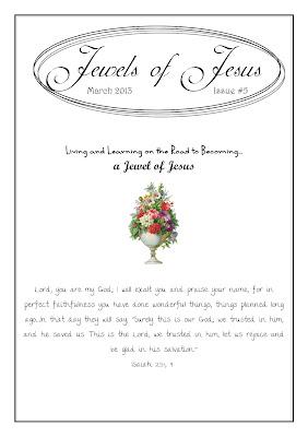 Jewels of Jesus Magazine Issue #5