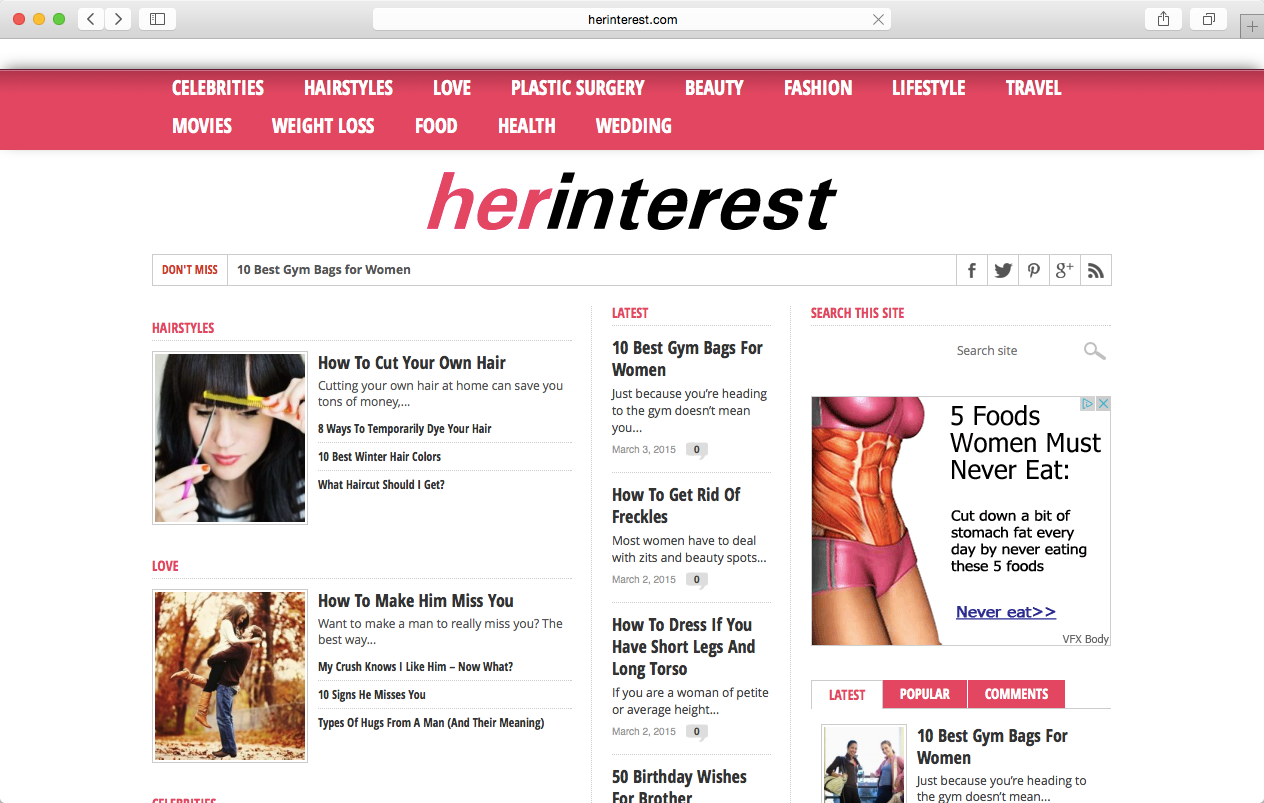 herinterest online magazine, her interest.com, her interest, Fashion and Cookies, fashion blog, fashion blogger