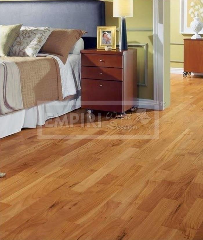 Americká třešeň, dvouvrstvá dřevěná podlaha