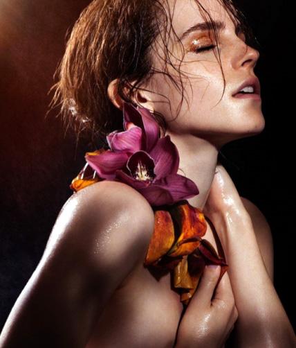 Emma watson natural beauty nude