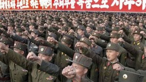 Corea del Norte ejercitos
