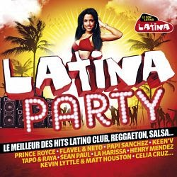 Latina Party 2014-CD3