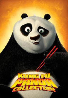 Kung Fu Panda Coleccion DVD R1 NTSC Latino + CD