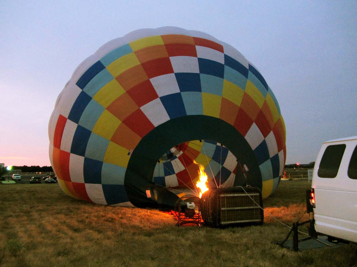John and Sigrid's Adventures: Our Hot Air Balloon Ride ...