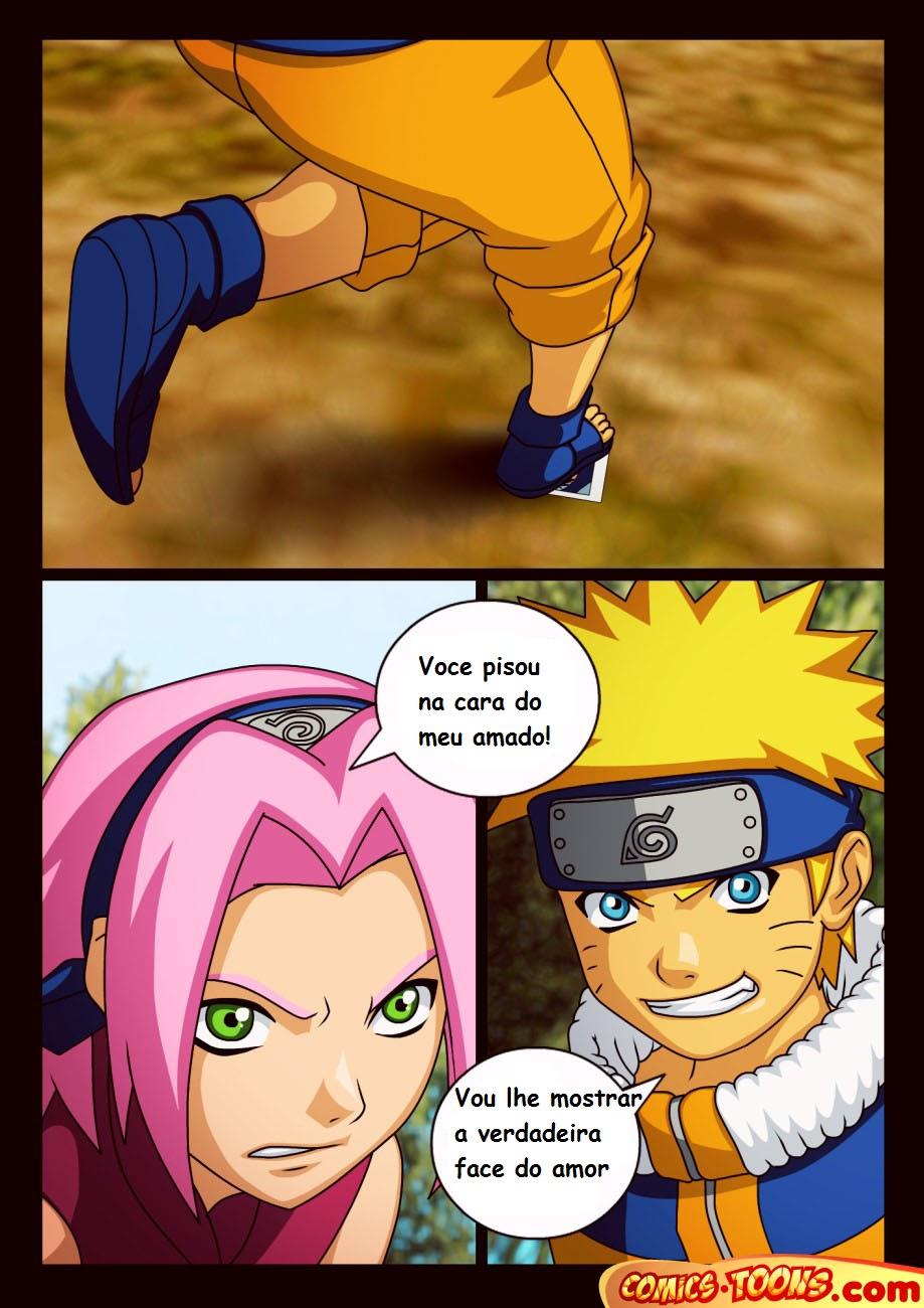 Naruto Sakura Ic