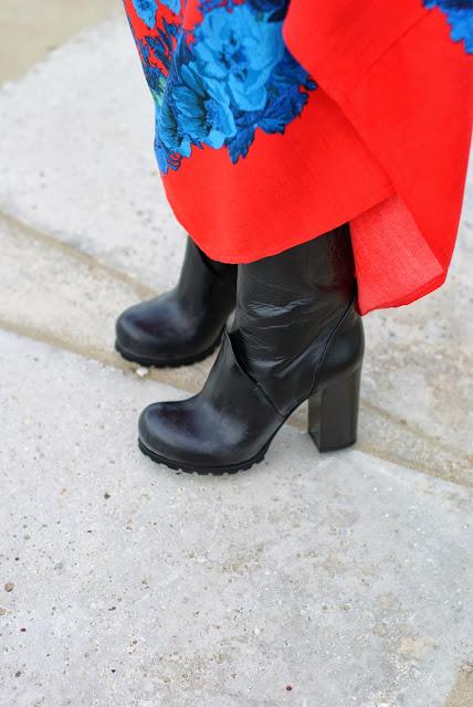 Marc Ellis New York, Marc Ellis boots, anfibi con tacco, Fashion and Cookies, fashion blogger