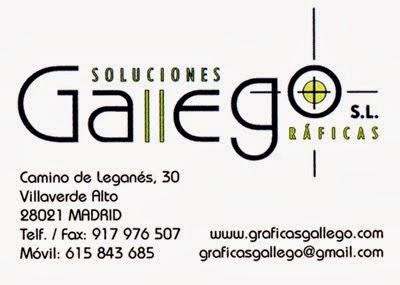 Gráficas Gallego
