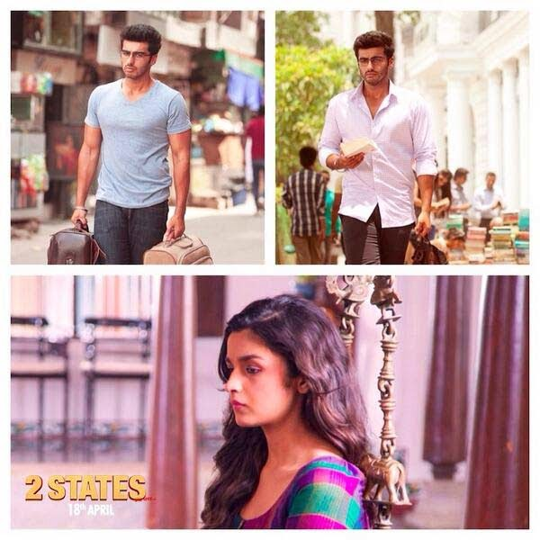 Music Video of Chaandaniya From 2 States