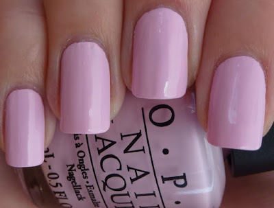 Mod About You swatch, OPI