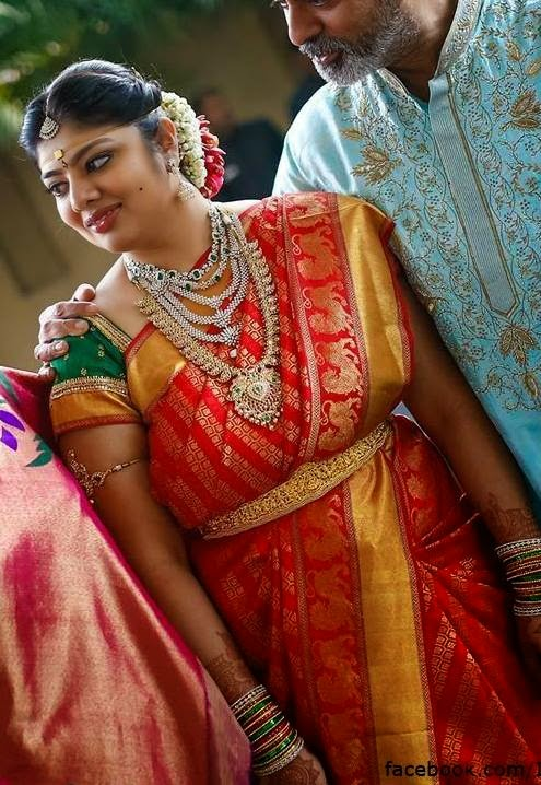 Meghana wedding jewellery