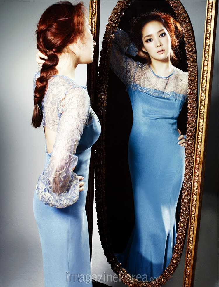 Park Min Young - Harper's Bazaar Magazine May Issue 2014