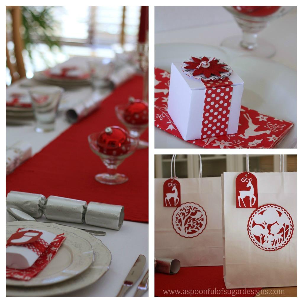 Cricut Christmas Crafts Part - 24: Christmas Paper Crafts + {Giveaway} Win A Cricut Mini Digital Cutter
