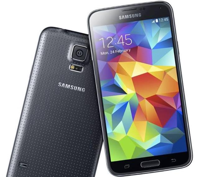 Samsung Galaxy S5 Smartphone Image