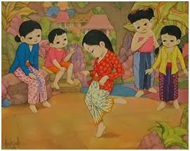 Dolanan Anak Daerah Istimewa Yogyakarta
