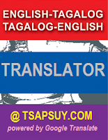 English-Tagalog / Tagalog-English Translator