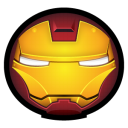 Iron Man Signature Adam Azkiya