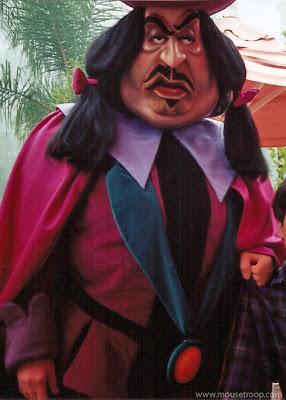 Disneyland Ratcliffe Pocahontas character breakfast meet greet