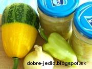 Tekvicový šalát - recept