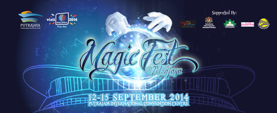 Magic Fest Putrajaya