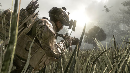 Call of Duty Ghosts (2013) Full PC Game Mediafire Resumable Download Links