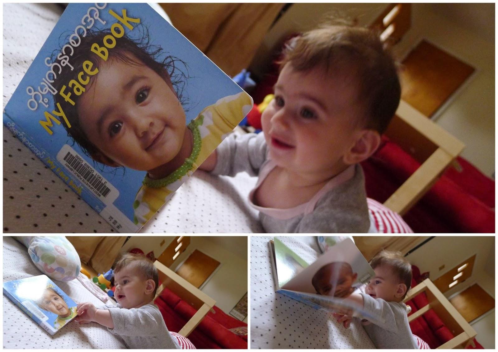 6 aylıkken konuşmaya, 17 aylıkken okumaya başladı
