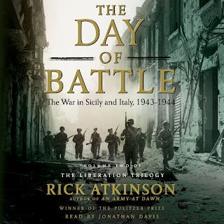 World War 2 Book - The Day of Battle (Authored by Rick Atkinson)