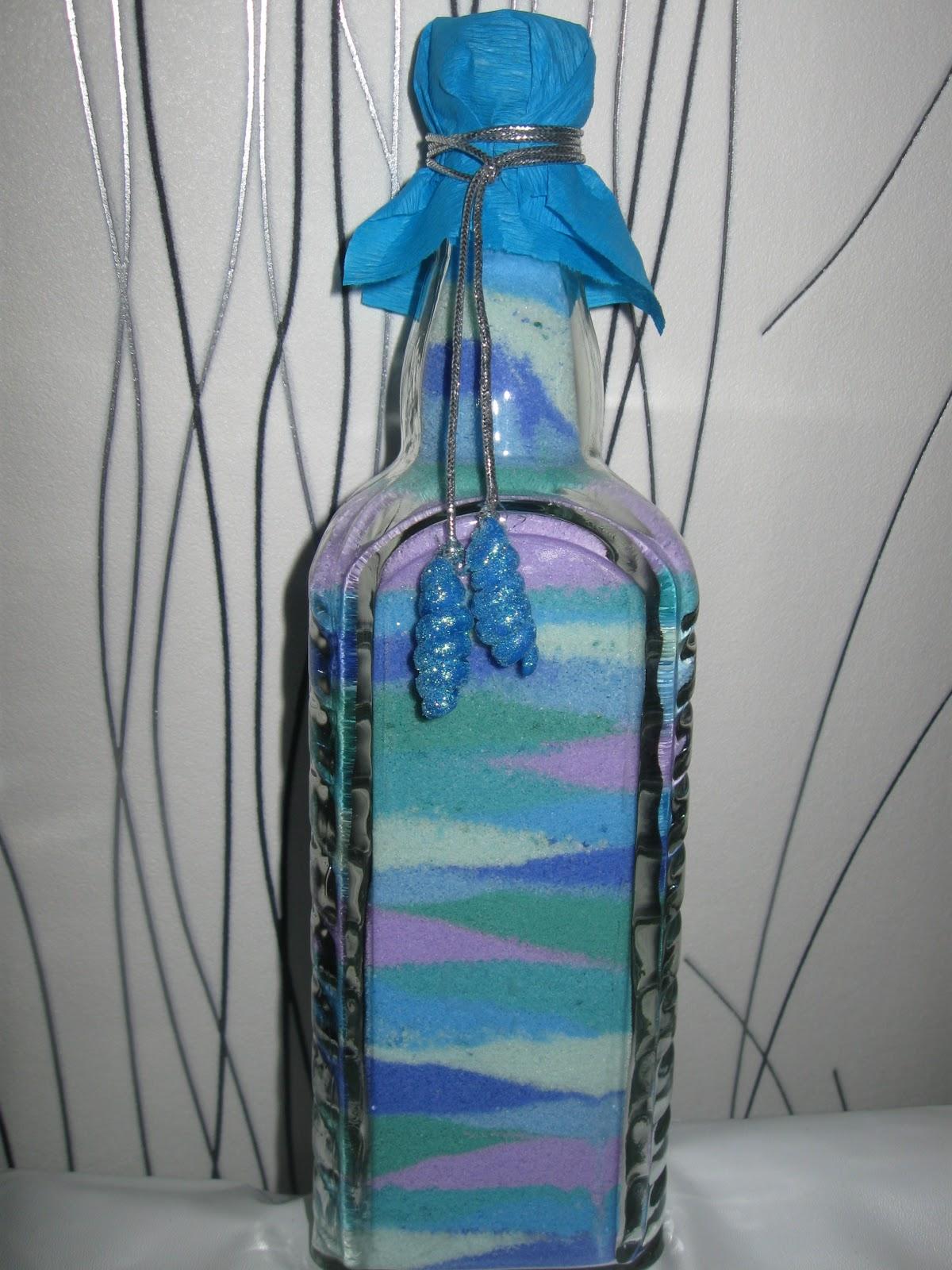 Бутылочки насыпушки как сделать
