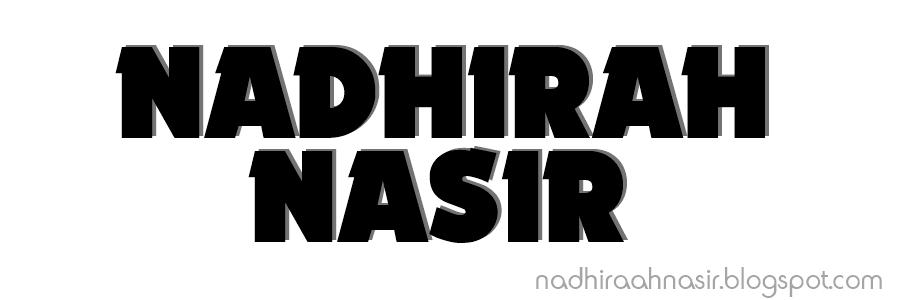 Nadhirah Nasir