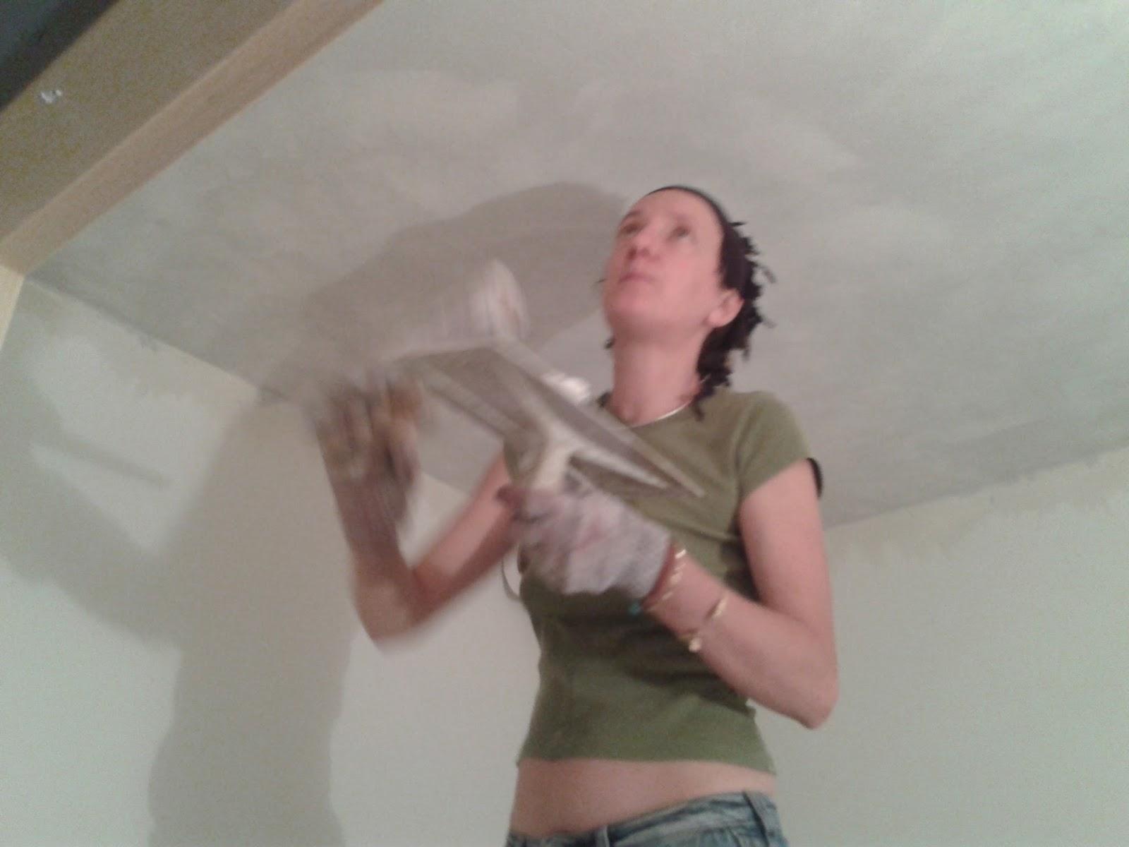 Tadelakt lime plaster stucco veneziano pl tre paysan de for Plafond en stucco