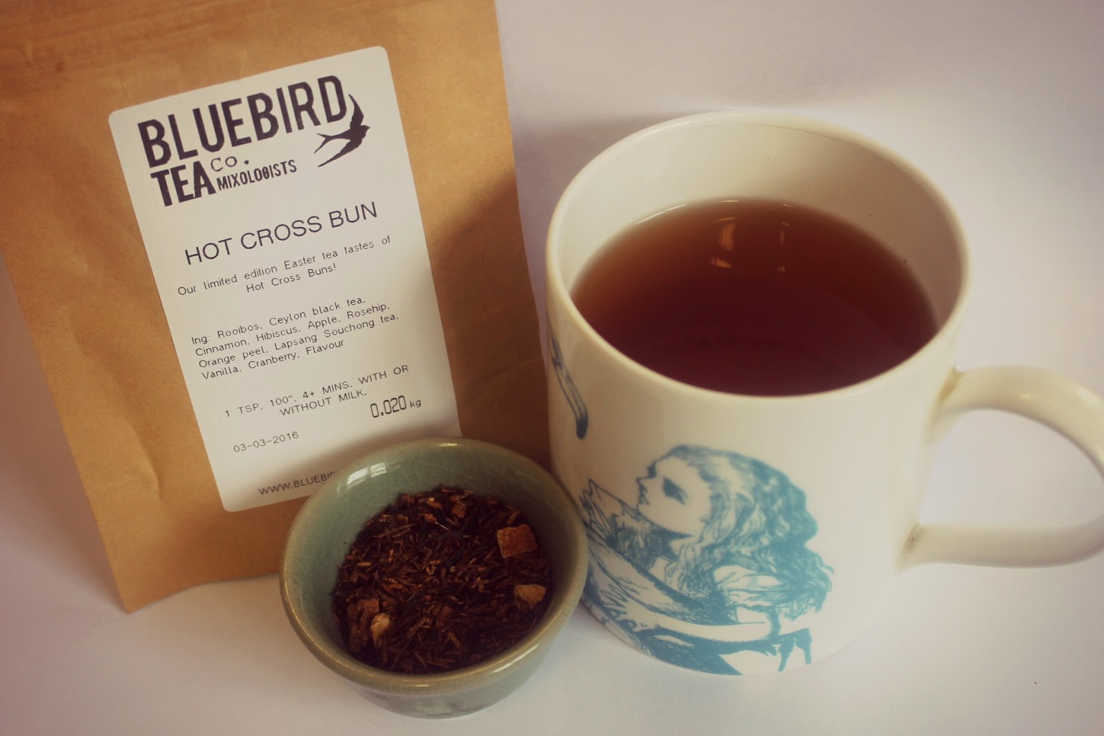 bluebird tea co seasonal releases