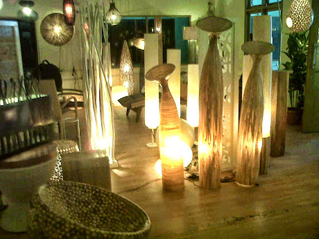 Industry Fiber, Rattan, Lighting & Craft