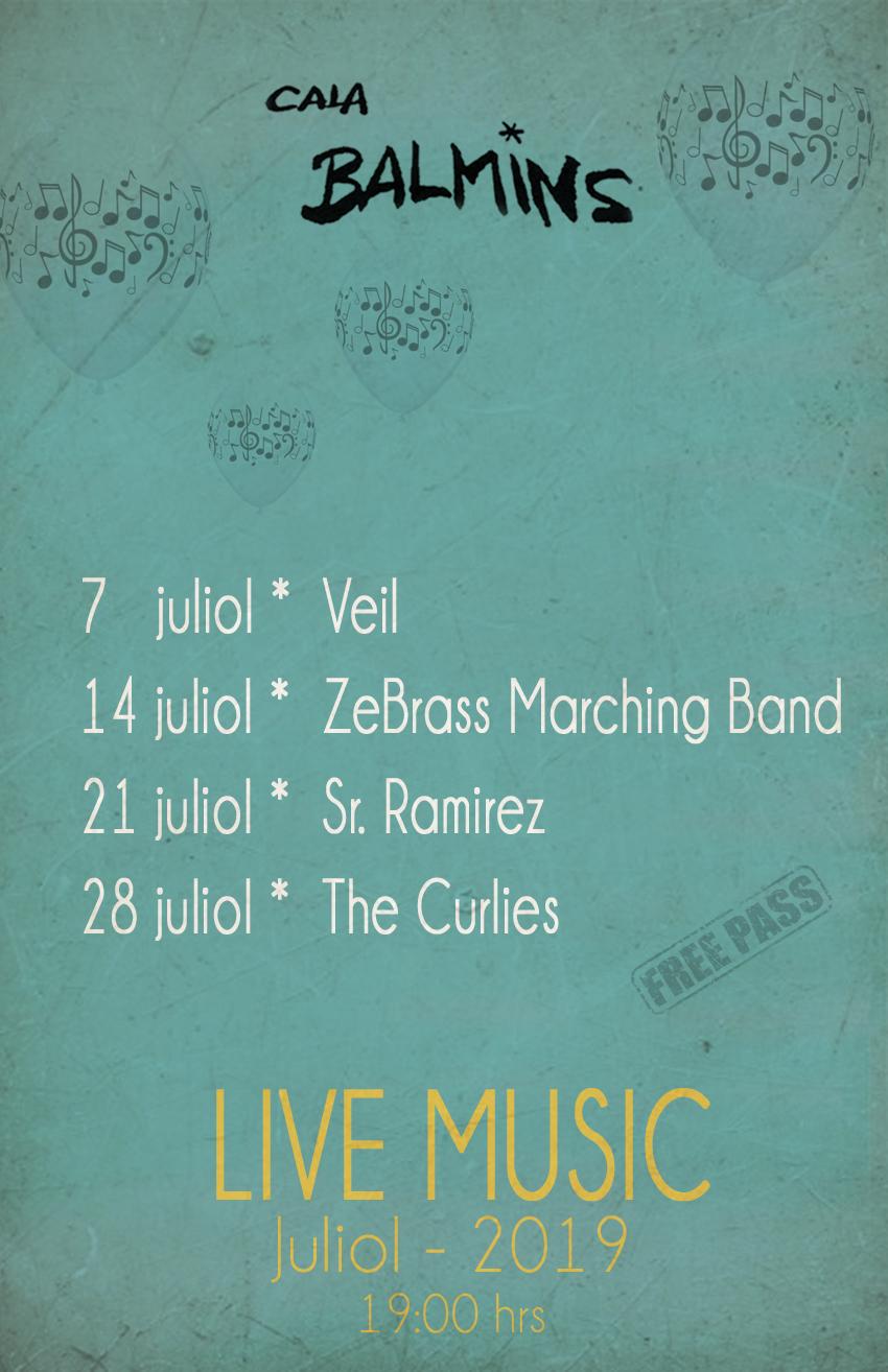 Agenda Musical Juliol'19