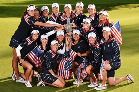 2015 US Solheim Cup Team