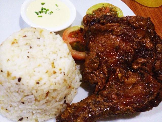 Honey Garlic Chicken - Kanto Freestyle Breakfast