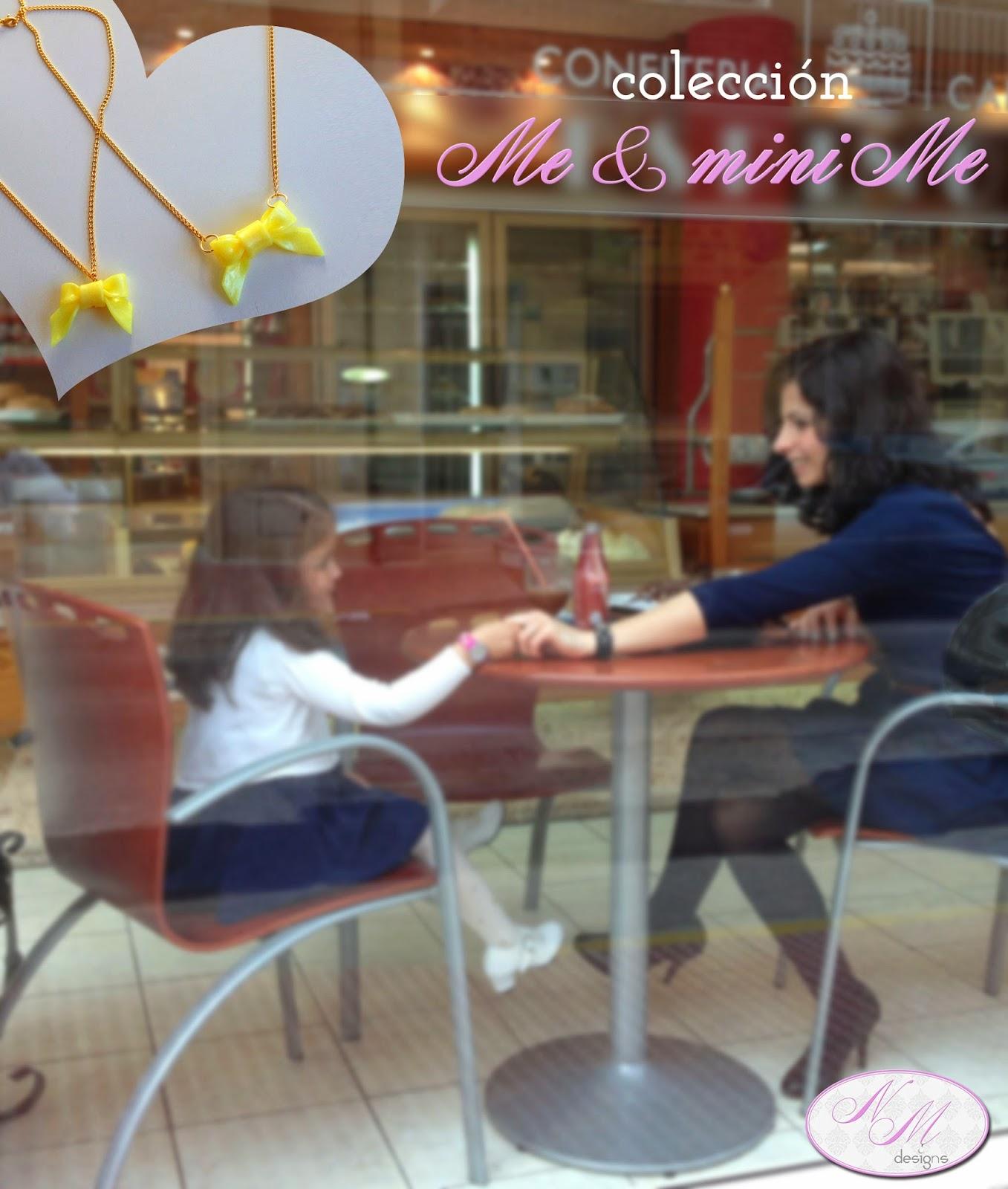 """Colección """"Me & mini Me"""""""