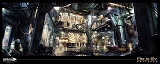 deus ex universe concept art 1 Deus Ex: Universe (Multi Plaform)   Concept Art & Announcement