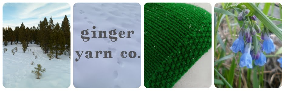 ginger yarn co.