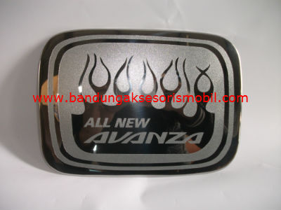 Tutup Bensin Grafir All New Avanza