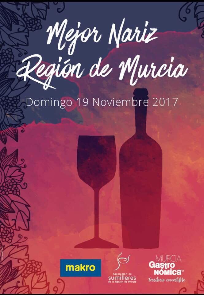 I Concurso Mejor Nariz Región de Murcia