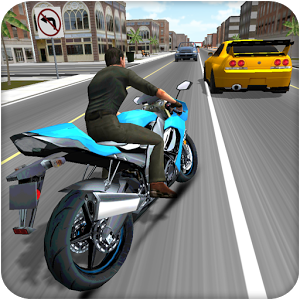 Free Download & Instal Moto Racer 3D .APK Gratis Terbaru Full Data
