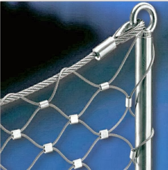 Chain curtain room divider - Stainless Steel Rope Mesh Metal Mesh Fabric Hot Selling Stainless