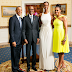 Check out the height of the daughter of the president of Rwanda.