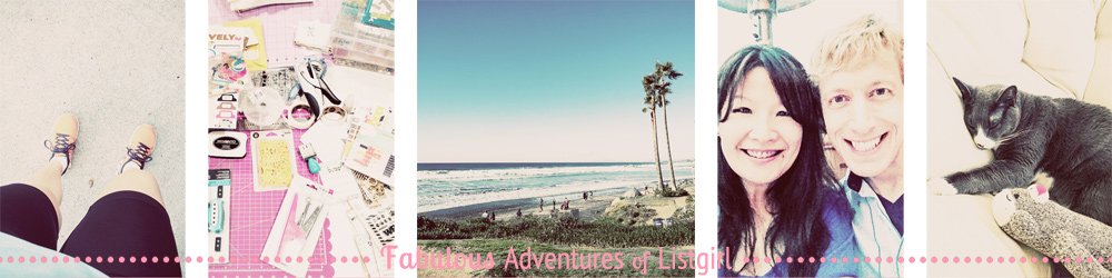 Fabulous Adventures of Listgirl